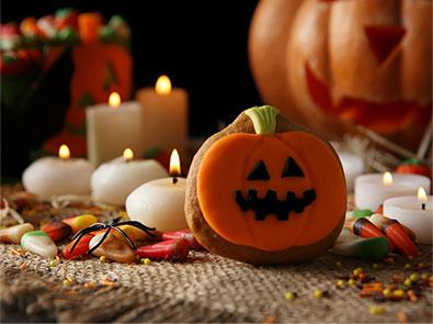 ¡Mi casa encantada para la fiesta de halloween!