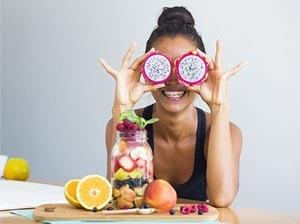 ¡Comer saludable, si se puede!
