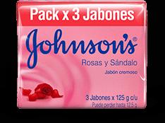 Jabon Rosas y Sandalo