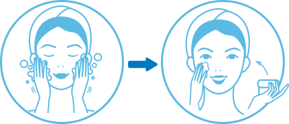 Importancia de lavarse la cara en las mañanas