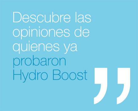 Testimonios Hydro Boost