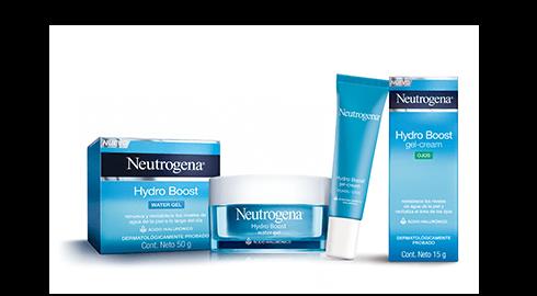 PRductos Humectación Neutrogena