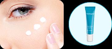 Tercer paso: aplica suavemente Hydro Boost Gel Cream