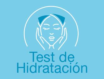 Test de hidratación