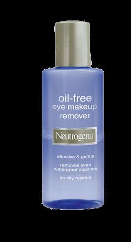 Producto Deep Clean Oil Free Desmaquillante de ojos