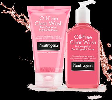Producto Gel Limpiador Facial Pink Grapefruit