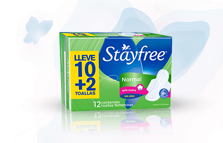 Stayfree® Normal sin alas